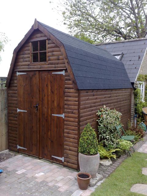 Dutch Barn Dorset Sheds