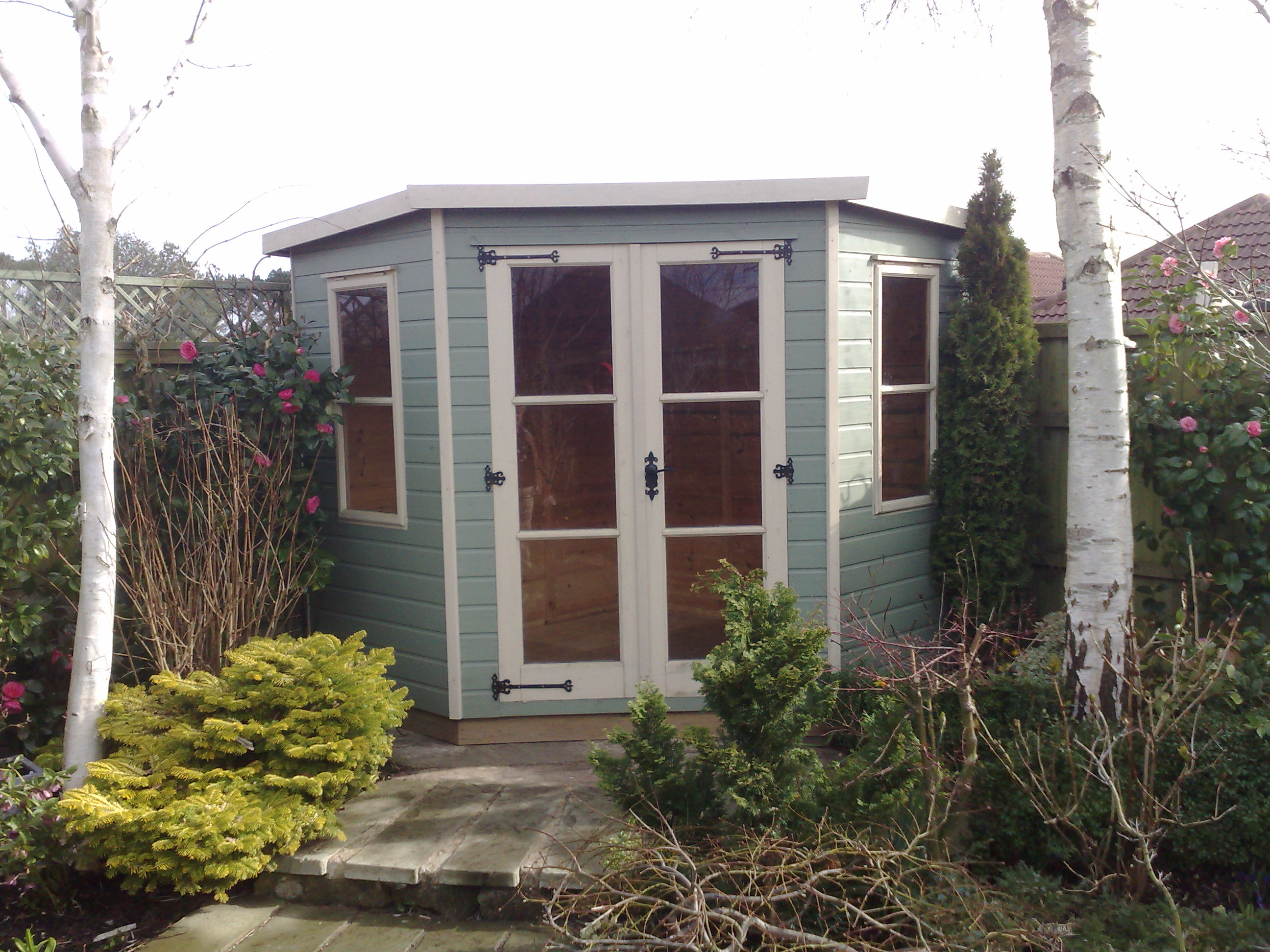 Garden Rooms Dorset